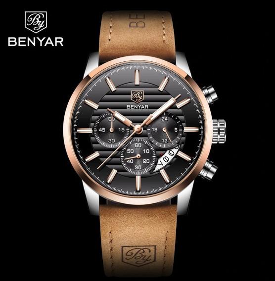 Benyar Reloj De Lujo