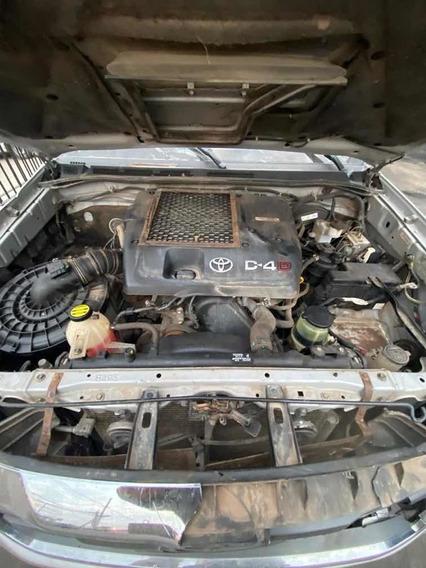 Motor Hilux 2.5 Alta De Motor