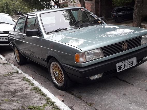 Volkswagen Voyage 1.8, 3 Portas, Verde Claro