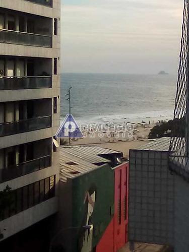 Apartamento À Venda, 4 Quartos, 1 Suíte, 1 Vaga, Ipanema - Rio De Janeiro/rj - 11174