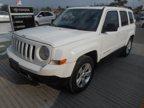 Jeep Patriot 2.4 Limited Qc Cvt