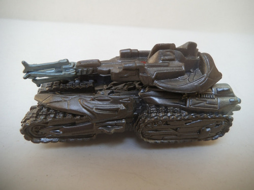Vehiculo Tanque Megatron Transformers Rpms Hasbro
