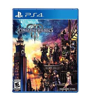 Kingdom Hearts 3 Ps4 Fisico Nuevo