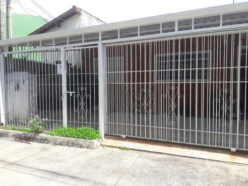 Casa Com 3 Dormitórios À Venda, 200 M² Por R$ 636.000,00 - Taquaral - Campinas/sp - Ca3759