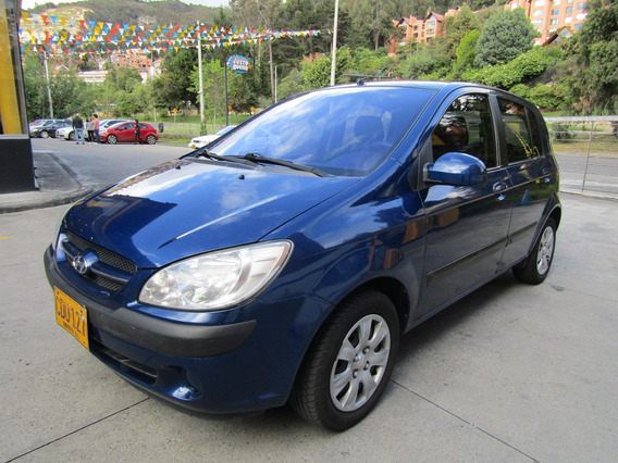 Hyundai Getz 1600 At