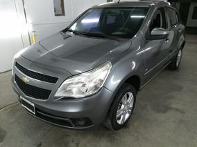 Chevrolet Agile Ltz 1.4 Único Dueño Impecable