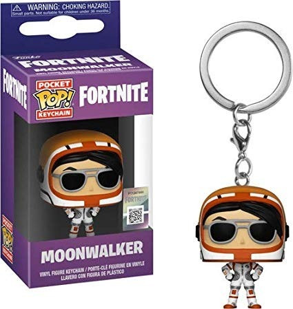 Funko Pop! Keychain: Fortnite - Moonwalker (36949)