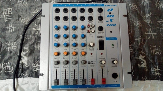 Mesa Oneal Omx4 R$300