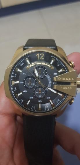 Relógio Diesel Masculino Mega Chief Dz4344