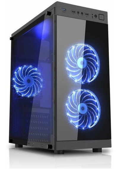 Cpu Gamer Intel Core I5 8gb Ssd240gb Hd500gb Pl.video Gtx760