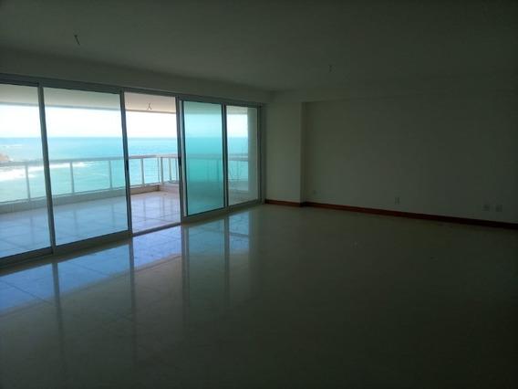 Apartamento A Venda No Rio Vermelho 4 Quartos Suites 288m2 Frente Mar - Lit543 - 34642358