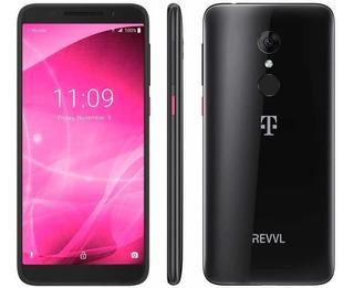 Cellular Revll 2 De T-mobile Con Lector De Huella 32gb 2gb R