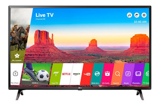Smart Tv 43 Lg Uk6300 Uhd 4k Smart Webos