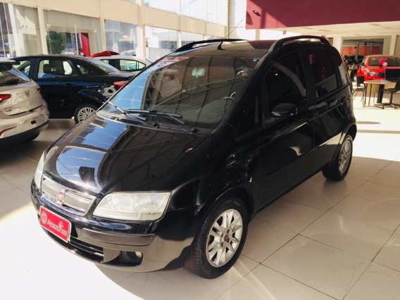Fiat Idea 1.8 Mpi Elx 8v Flex 4p Manual