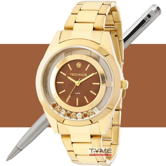 Relógio Technos Feminino Fashion Trend 2036meo/4m - C/ Nf