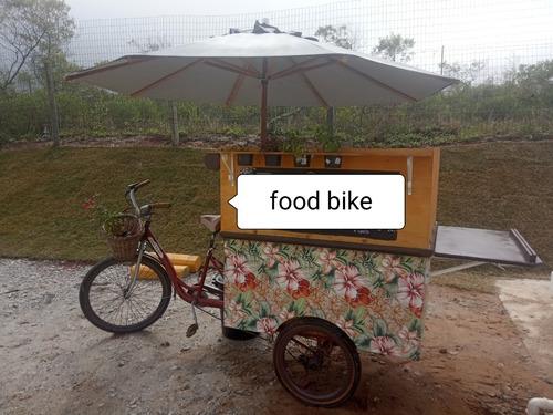 Imagem 1 de 10 de Food Bike