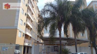 Apartamento Residencial À Venda, Vila Omar, Americana. - Ap0121