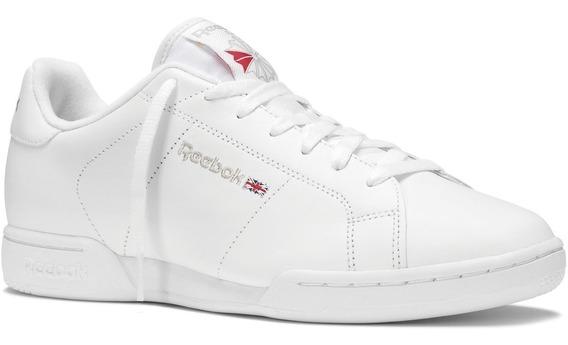 zapatos reebok clasicos hombre blanco 50