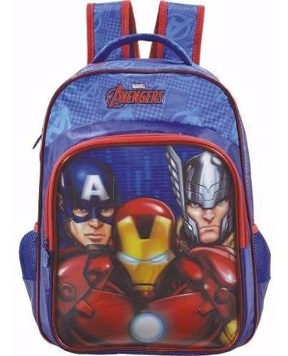 Mochila Avengers Marvel - Vingadores Original