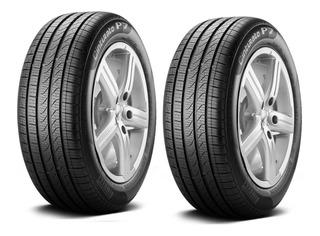 Paquete 2 Llantas 225/45r17 Pirelli P7 91w