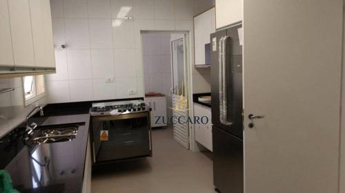 Apartamento À Venda, 170 M² Por R$ 1.102.100,00 - Vila Rosália - Guarulhos/sp - Ap5871