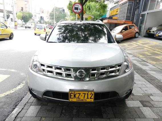 Nissan Murano Murano At 3.5 4x4 Sl