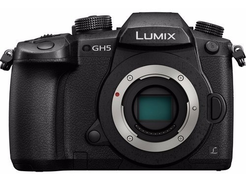 Panasonic Lumix Dc Gh5 Mirrorless Micro Four Thirds Camera