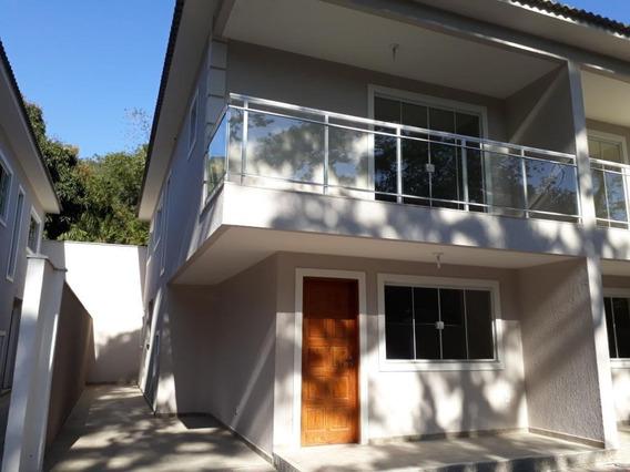 Casa Em Itaipu, Niterói/rj De 121m² 3 Quartos À Venda Por R$ 385.000,00 - Ca281988
