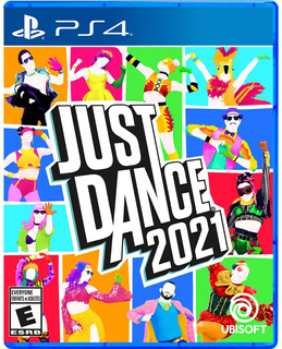 ..:: Just Dance 21 ::.. Ps4 En Game Center