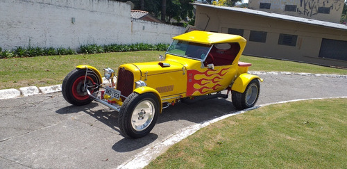 Ford T Bucket 1923 Ñ Dodge F100 Maverick Galaxie