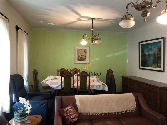 Sobrado Com 3 Dormitórios À Venda, 172 M² Por R$ 560.000 - Vila São João - Guarulhos/sp - So4318