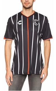 Jersey Club De Cuervos Negra Charly