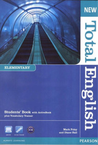 New Total English Elementary - Student