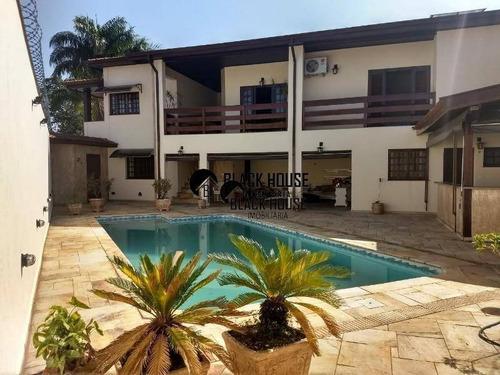 Imagem 1 de 30 de Casa Com 3 Dormitórios À Venda, 295 M² Por R$ 750.000,00 - Vila Barão - Sorocaba/sp - Ca0780