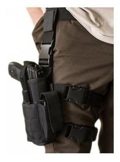 Funda Muslera Táctica Glock , Bereta , Revolver Universal