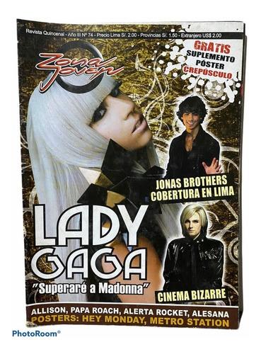 Imagen 1 de 8 de Yh Lote De 19 Revistas Zona Joven 2009-2010 Variado Poster