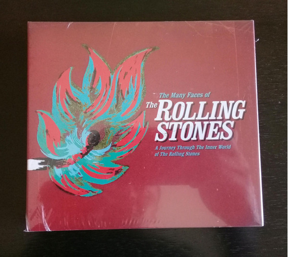 Cd The Many Faces Of Rolling Stones - Original - Lacrado