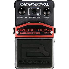 Pedal De Efeitos Rocktron Reaction Dynamic Filter