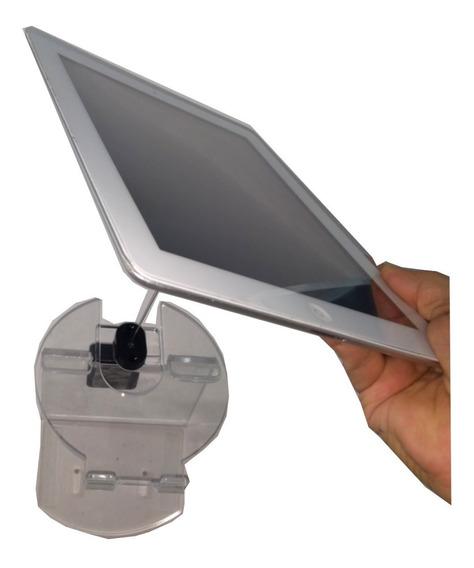 Suporte De Parede Para iPad/tablet Com Cabo De Aço