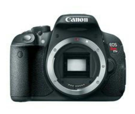 Câmera Digital Canon Rebel Eos-t5i 18.0mp 3.0