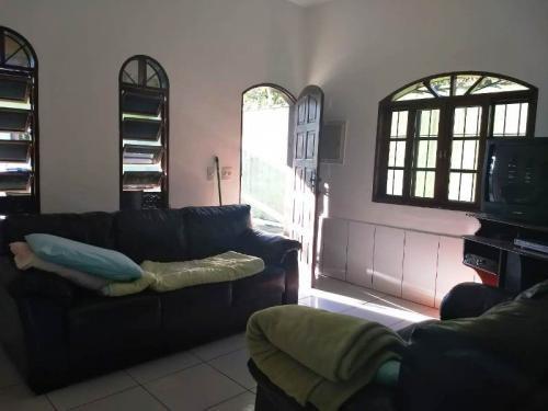 (ref: 4573) Casas E Sobrados - Itanhaém/sp - Gaivota