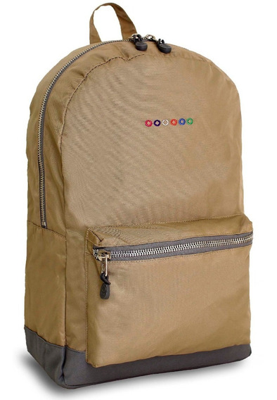Mochila Portanotebook Jworld Lux (tan)