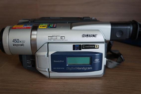 Filmadora Sony Dcr-trv520 Com Defeito E Sem O Carregador
