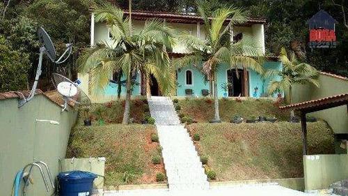Vende-se Uma Casa Para Morar Ou Para Negócios (pousada / Aluguéis Final De Semana E Temporadas) - Ch0346