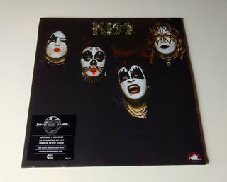 Lp Kiss Kiss 1974 First 180 Love Gun Alive Revenge Animalize
