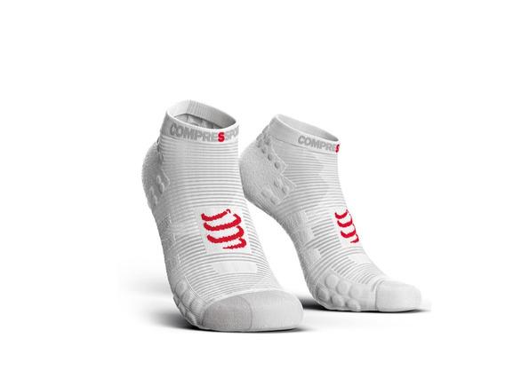 Medias Compressport Pro Racing V3.0 Running Low Socks Unisex