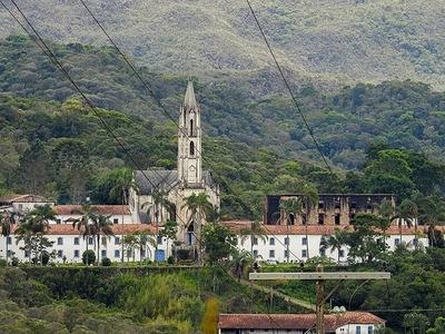 Corrida De Santa Bárbara Até O Santuário Caraça