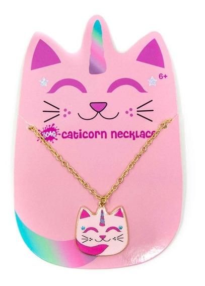 Collar Caticorn Para Niñas +6 Años 04530
