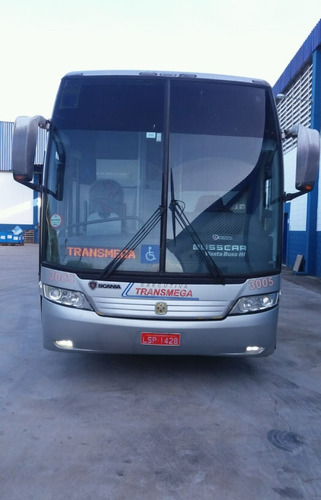 Ônibus Scania K310 Busscar Hi 46 Lug