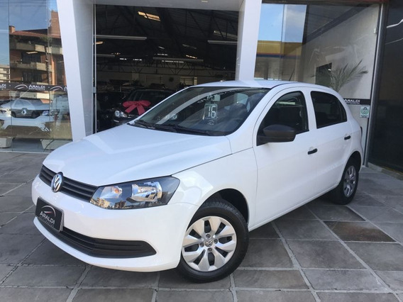 Volkswagen Gol Special 1.0 2016 Branco Flex